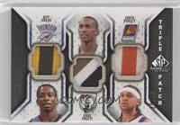 Jeff Green, Gabe Pruitt, Jared Dudley /60