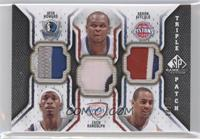 Josh Howard, Zach Randolph, Arron Afflalo /60
