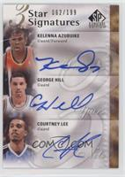 Kelenna Azubuike, George Hill, Courtney Lee /199