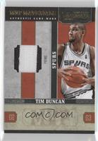Tim Duncan [Noted] #/25