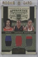 Brandon Jennings, DeMar DeRozan, Jordan Hill /10