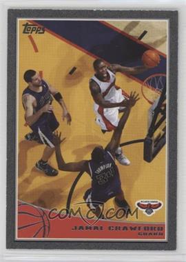 2009-10 Topps - [Base] - Black #84 - Jamal Crawford /50