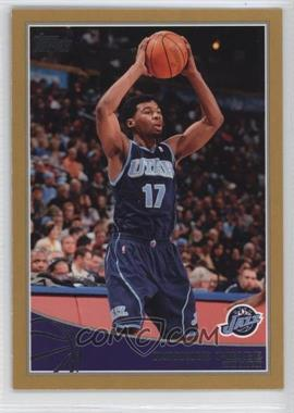 2009-10 Topps - [Base] - Gold #300 - Ronnie Price /2009