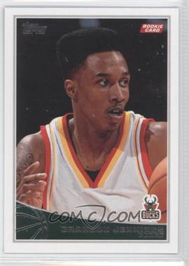 2009-10 Topps - [Base] #322 - Brandon Jennings