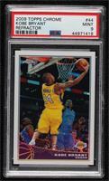 Kobe Bryant [PSA9MINT] #193/500