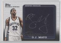 O.J. Mayo #/99