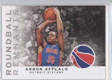 2009-10 Topps - Roundball Remnants #RR-AA - Arron Afflalo
