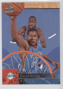 2009-10 Upper Deck - [Base] - Wrong Name on Front #135 - Kevin Durant