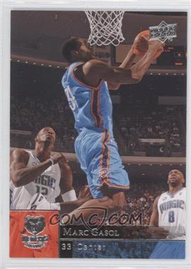 2009-10 Upper Deck - [Base] - Wrong Name on Front #137 - Desmond Mason