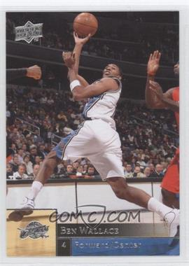 2009-10 Upper Deck - [Base] - Wrong Name on Front #199 - Nick Young