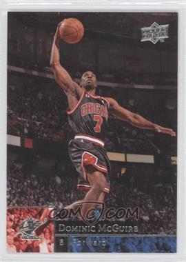 2009-10 Upper Deck - [Base] - Wrong Name on Front #27 - Ben Gordon