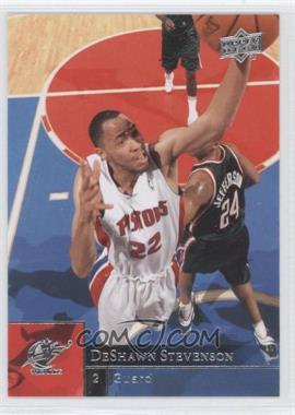 2009-10 Upper Deck - [Base] - Wrong Name on Front #49 - Tayshaun Prince