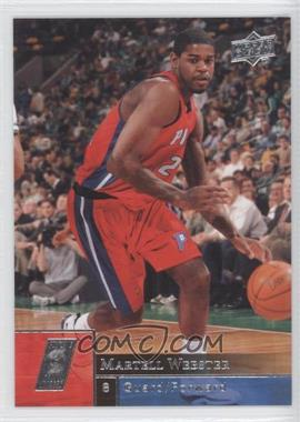 2009-10 Upper Deck - [Base] - Wrong Name on Front #51 - Amir Johnson