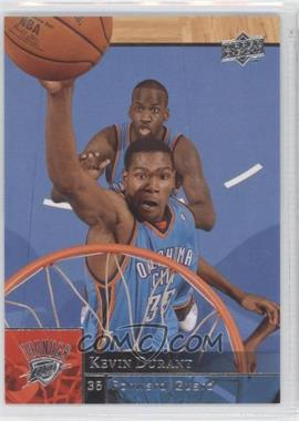 2009-10 Upper Deck - [Base] #135 - Kevin Durant