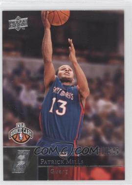 2009-10 Upper Deck - [Base] #205 - Patrick Mills