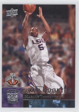 2009-10 Upper Deck - [Base] #224 - Marcus Thornton