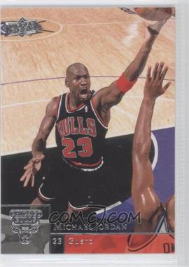 2009-10 Upper Deck - [Base] #23 - Michael Jordan