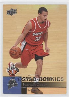 2009-10 Upper Deck - [Base] #234 - Stephen Curry