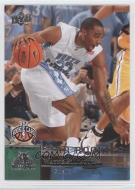 2009-10 Upper Deck - [Base] #236 - Wayne Ellington