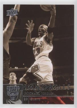 2009-10 Upper Deck - [Base] #241 - Michael Jordan