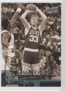 2009-10 Upper Deck - [Base] #242 - Larry Bird