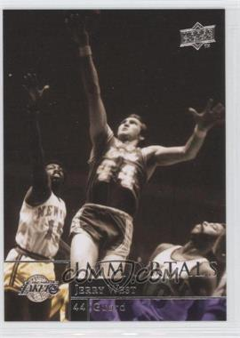 2009-10 Upper Deck - [Base] #255 - Jerry West