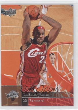 2009-10 Upper Deck - [Base] #28 - Lebron James