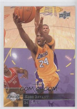 2009-10 Upper Deck - [Base] #79 - Kobe Bryant