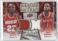 Clyde Drexler, Tracy McGrady /150
