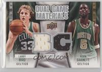 Kevin Garnett, Larry Bird