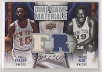 Walt Frazier, Willis Reed