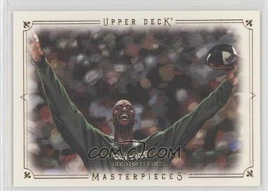 2009-10 Upper Deck - Masterpieces #MA-KG - Kevin Garnett