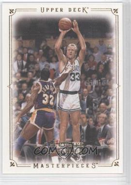 2009-10 Upper Deck - Masterpieces #MA-LB - Larry Bird