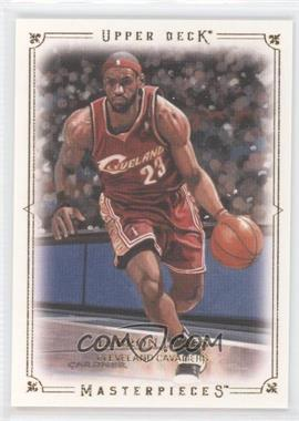 2009-10 Upper Deck - Masterpieces #MA-LJ - Lebron James