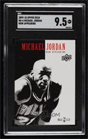 Michael Jordan [SGC9.5Mint+]