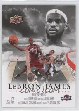 2009-10 Upper Deck - Now Appearing #NA-8 - Lebron James