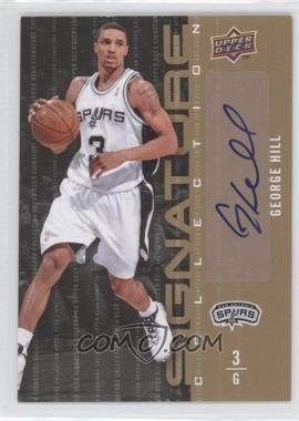 2009-10 Upper Deck - Signature Collection - [Autographed] #141 - George Hill