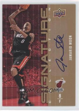 2009-10 Upper Deck - Signature Collection - [Autographed] #188 - Jamario Moon