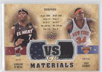 Eddy Curry, Jermaine O'Neal /600
