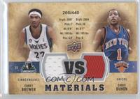 Chris Duhon, Corey Brewer /440