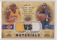 Antawn Jamison, Kobe Bryant #/570