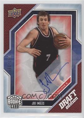 2009-10 Upper Deck Draft Edition - [Base] - Autograph Blue #49 - Joe Ingles /399