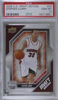 Stephen Curry [PSA 10 GEM MT]