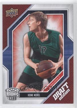 2009-10 Upper Deck Draft Edition - [Base] #38 - Henk Norel