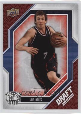 2009-10 Upper Deck Draft Edition - [Base] #49 - Joe Ingles