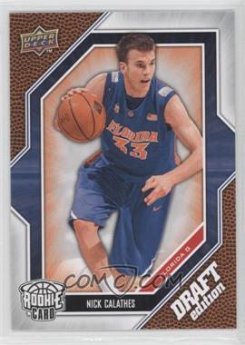 2009-10 Upper Deck Draft Edition - [Base] #66 - Nick Calathes