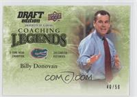 Billy Donovan /50