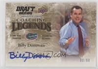 Billy Donovan /50