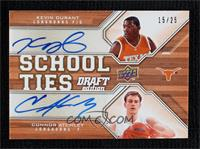 Kevin Durant, Connor Atchley #/25