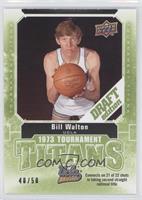 Bill Walton /50